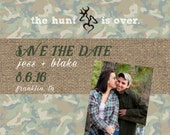 camo save the date, Save the date postcards, Save the date cards, Save the date magnets, Save the date invitations, Save the dates