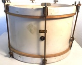 Vintage Leedy (Ludwig) Snare Drum from the 1920s complete with original heads