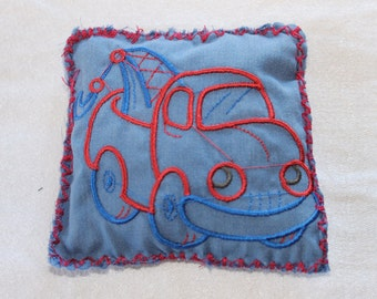 Handmade Reusable Truck Boo Boo Ice Pack