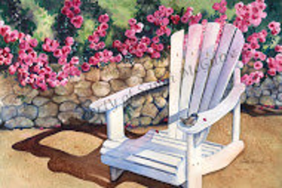 "Notecard ""Summer"" by Sandi McGuire"