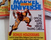 Marvel Universe Trading Cards Series 2- WOLVERINE