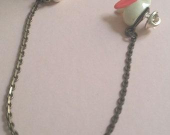 collier de col lapin