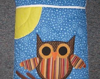 Owl Baby/Infant Pillowcase Sleeping Bag/Sack/Nursing Pillow