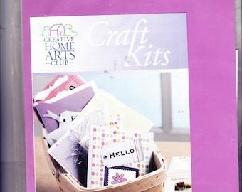 Creative Home Arts Club Card Making Kit New