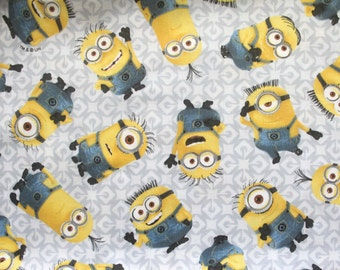 Minions Dog over the collar Bandana, Minions dog bandana, Minions scarf