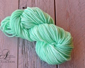 Dyed to Order - Mint Merino Wool Yarn
