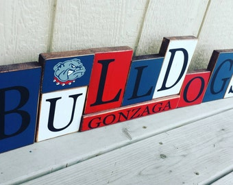 Gonzaga Bulldogs Blocks