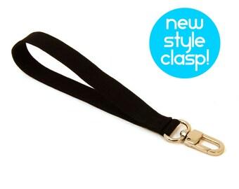 Best Seller Black Wrist Strap - Wristlet Wallet Strap - Wrist Lanyard - Purse Strap - Keychain Wristlet - Mens Wrist Strap - Ready to Ship