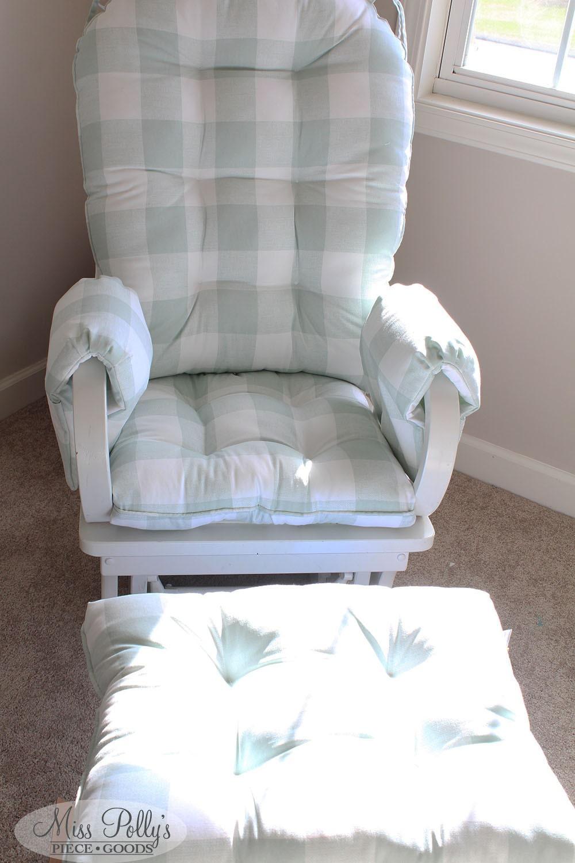 Custom Chair Cushions Seat By Misspollyspiecegoods On Etsy