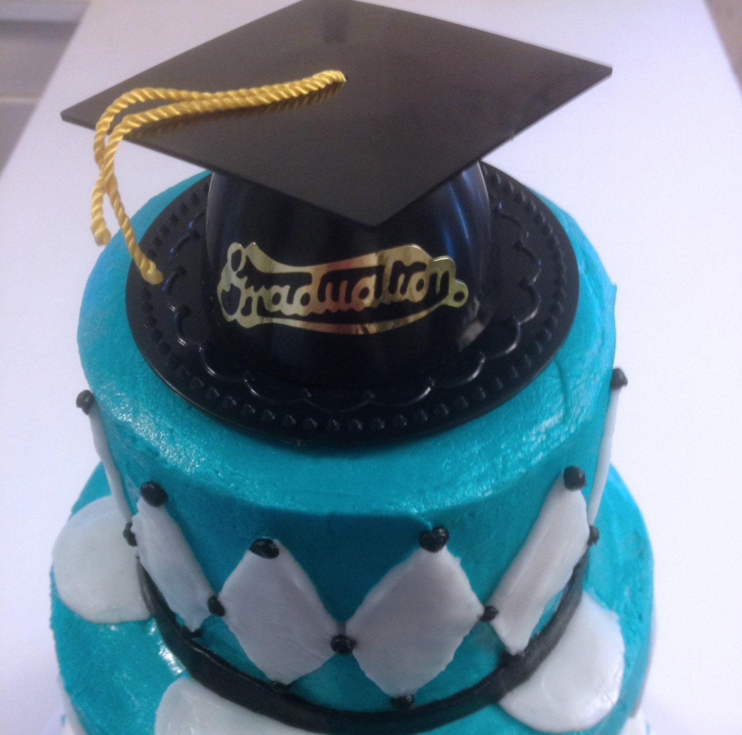 graduation cap cake graduation cap hat cake topper by bethscakekitshop on etsy 4592