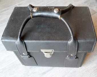 Great Vintage hard shell  Camera Case