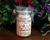 Vanilla Bean Herbal Sugar - Love, Lust, Psychism, Mental Clarity