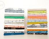 Carkai Complete Collection Half Yard Bundle, 28 Pieces, Carolyn Friedlander, Robert Kaufman Fabrics, 100% Cotton Fabric, AFR-15790