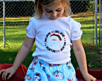 Frosty the Snowman skirt  ( 18 mos, 24 mos,  2T, 3T, 4T, 5, 6, 7, 8, 10)