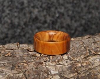 Size 6 - Olive Wood Ring