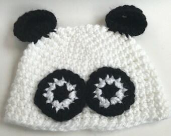 Panda-monium Hat