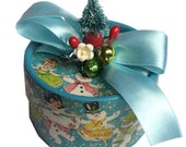 Adorable Little Christmas Tree Box