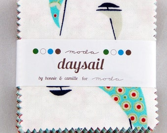 Daysail by Bonnie and Camille for Moda - Mini Charm Pack