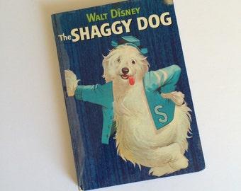 1959 Walt Disney The Shaggy Dog Book
