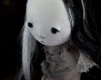 OOAK Art Doll - Lunar Garden - Izanami