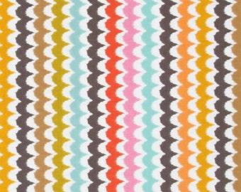 Spa Scallop Fabric