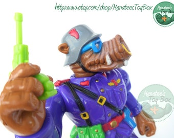 TMNT Action Figure: Private Porknose Bebop