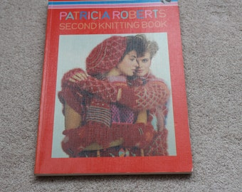 Patricia Roberts Second Knitting book