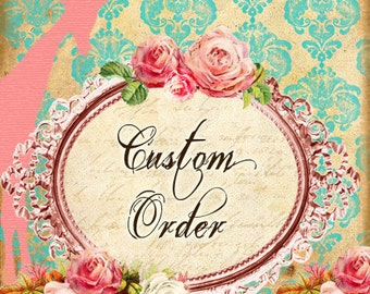 Custom dress, layered tulle gown, rush order by October 29th