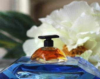 """Vintage 1990s Perfume """"Spellbound"""" by Estee Lauder  Eau de Parfume Miniature 3.5 ml Mini Travel size Bottle Collectible"""