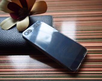Clear case/Classic case/Vintage case/for iPhone5 case/iPhone5s case/Cover case/Silicone Case /Accessories/Smartphone/Normal case/Simple case
