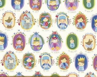 Meet the Royal Court - Royal Court by Jill McDonald from Windham Fabrics
