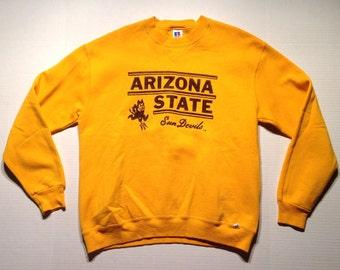 1980's Arizona State sweatshirt, fits like a medium