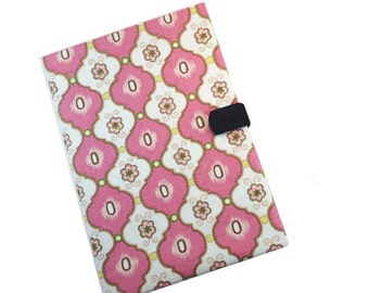 Samsung Galaxy Note Case iPad 1 Kindle Fire Case Pink Tiles Samsung Tab 3 Paperwhite Kobo Nook Case Ipad Case Magnetic Closure