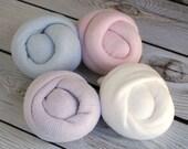 Newborn Wrap, Swaddle Stretch Knit Wrap, Newborn Photo Prop, Baby Wrap, Stretchy Newborn Wrap, Newborn Stretch Wrap, Photography Blanket