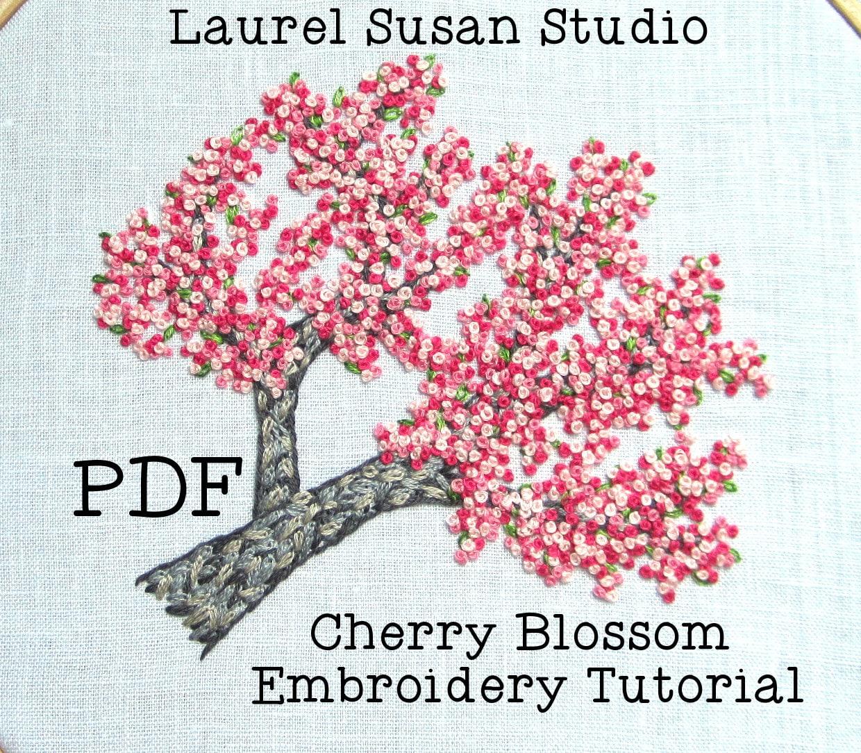 Hand embroidery tutorial pdf makaroka