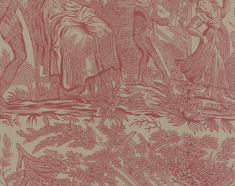 Le Marais cotton toile  fabric by French General for Moda fabric 13730 14