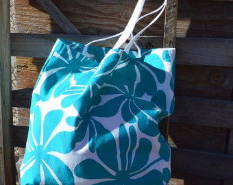 Beach Bag- Tote Bag-  Large Beach Bag