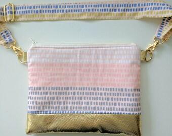 Ready to ship - Girls pastel crossbody purse