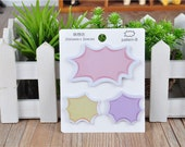 Journaling Spot - Sticky Note - Dialog Box Series - Explosion - 20 x 3 sheets