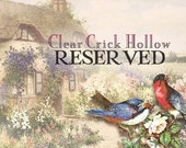 Reserved for Patricia - Digital Art new Etsy Cover Banner size 1200x300 and set - Fall Stroll pattern
