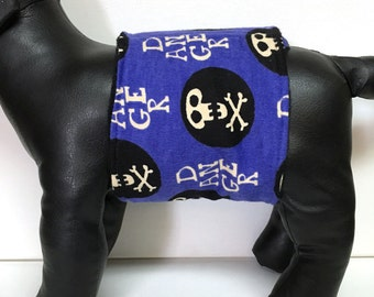 Belly Bands for Male Dogs- Pet Diaper