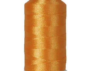 No. 161 (Nectar) 1000m Polyester Spool of Embroidery Machine Thread