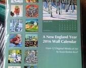 Susan Bartlett Rice 2016 Wall Calendar