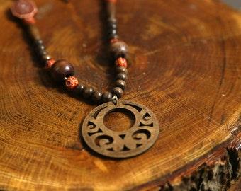 Woodland Fairy Necklace