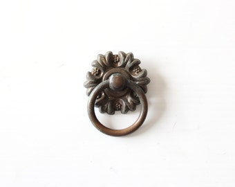 Vintage Ring Drawer Handle Pull