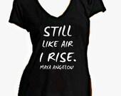 Still Like Air Maya Angelou