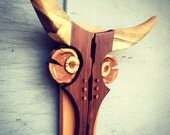 CRAZY HORSE SERIES - Buffalo War Mask