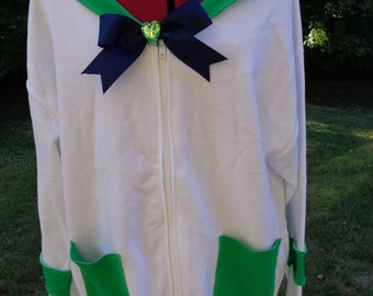 SALE: Original hoodie inspired by Sailor Neptune ready to ship