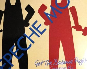 Depeche Mode Vinyl Etsy