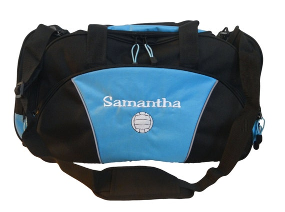 Duffel Bag Personalized Volleyball Team Sports Luggage